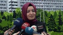 AİLE BAKANLIĞI - Bakan Kaya'dan Zeytin Dalı Harekatı Gazilerine Ziyaret