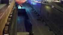 BANKA ŞUBESİ - Bankanın Tavanını Delen Hırsızlar Yakalandı