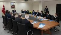 BARTIN ÜNİVERSİTESİ - Bartın'da İl İstihdam Ve Mesleki Eğitim Kurulu Toplandı