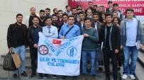 BARTIN ÜNİVERSİTESİ - Bartın'da Üniversite Öğrencileri Elektrikli Otomobil Üretecek