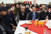 ÇEKİLİŞ - Başkan Ataç Avcıların Dayanışma Gecesine Katıldı