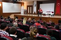 KONYAALTI BELEDİYESİ - Belediye Personelini Doğru Nefes Alma Teknikleri Anlatıldı