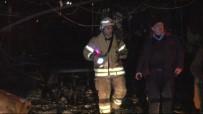 ÇAVUŞBAŞı - Beykoz'da Restoranda Çıkan Yangın Korkuttu
