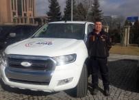 ARAZİ ARACI - Bilecik'e Arazi Aracı Tahsis Edildi
