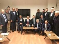BÜROKRASI - Çemişgezek'te 'Tarihi Ve Kültürel Dokunun' Korunması İçin Çalışma