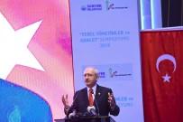 TUTUKLU GAZETECİLER - CHP Lideri Kılıçdaroğlu Açıklaması 'En Alttaki Hakim En Üstteki Hakime 'Ben Seni Tanımam' Diyor
