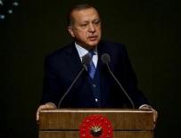 Cumhurbaşkanı Erdoğan'dan ABD'ye 'Afrin' yanıtı
