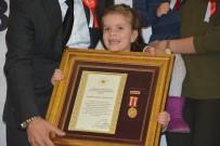 ERSIN YAZıCı - Devlet Övünç Madalya Töreninde Duygu Dolu Anlar Yaşandı