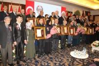 SELÇUK ÖZDAĞ - Devlet Övünç Madalyası Töreninde Hem Gurur Hem Hüzün