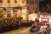 MONTE CARLO - Dünya Ralli Şampiyonası Monte Carlo'da Başladı