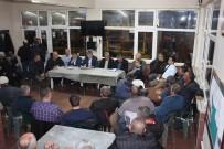 İLKBAHAR - Edirne'de 263 Çiftçiye Gece Eğitimi Verildi
