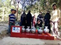 DOĞU TÜRKISTAN - Eğitim-Bir-Sen Muğla Şubesi'nden Arakan'a Su Kuyusu