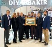 İZZET YıLDıZHAN - EMİTT 2018'De Diyarbakır'a Yoğun İlgi Devam Ediyor