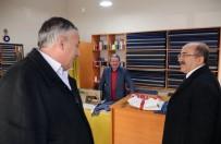 AYASOFYA - Erdoğdu Mahallesini Gezerek Yapılan Çalışmaları Anlattı