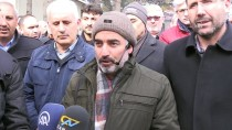 HASAN ÇAKMAK - Erzincan'da Şehitler İçin Gıyabi Cenaze Namazı Kılındı