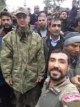 HASANLAR - Gaziantepli Fırıncılar Mehmetçik İçin Önlük Giydi