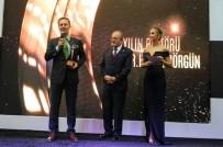 MEDYA ÖDÜLLERİ - Görgün 'Yılın Rektörü' Ödülünü Aldı