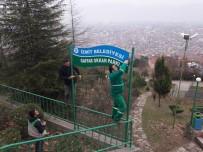 HASANCıK - Hasancık Köyü Parka Kavuşuyor