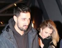 İDO TATLISES - İdo Tatlıses'ten sevgilisi Yasemin Şefkatli'ye sürpriz parti