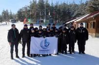 TÜRKIYE İZCILIK FEDERASYONU - İzciler Kış Kampında Zorlu Şartlarda Yaşamayı Öğreniyorlar