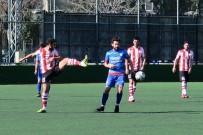EMRAH YıLMAZ - İzmir Süper Amatör Lig Açıklaması Denizspor Açıklaması 2 - Foça Belediyespor Açıklaması 4