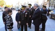 JANDARMA GENEL KOMUTANI - Jandarma Genel Komutanı Orgeneral Çetin, Manisa'da Açıklaması