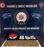 NAYLON POŞET - Karabük'te Uyuşturucu Operasyonu
