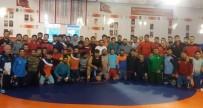 EKREM ÖZTÜRK - Kayseri Şeker Güreşçisi İran'dan Altın Madalya İle Döndü
