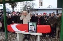 MEHMET YAPıCı - Kazada Şehit Olan Polis Son Yolculuğuna Uğurlandı