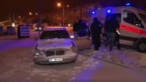 NUMUNE HASTANESİ - Konya'da Kaza Yapan Aracın Sürücüsü Ölü Bulundu