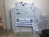Mardin'de Sigara Kaçakçıları Yakalandı