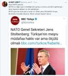 SAVUNMA HAKKI - NATO Genel Sekreteri Stoltenberg'in Afrin Açıklamasına 'Ölçülü' Gönderme