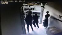 HIRSIZLIK ZANLISI - (Özel) Güpegündüz İş Yerinden Bilgisayar Çalan Hırsız Kamerada