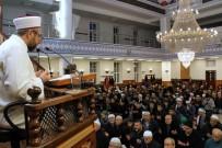 CAMİ İMAMI - Mehmetçiğe Sabah Namazında Dua Desteği