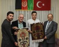 KASTAMONU ÜNIVERSITESI - Rektör Aydın'dan Afgan ve Doğu Türkistanlı öğrencilere ev ziyareti