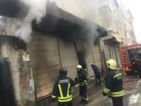 KUZEY YILDIZI - Samsun'da Depo Yangını