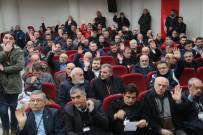 YILDIRAY ÇINAR - Samsunspor Kayyuma Kaldı