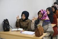 BEDEN DILI - Şanlıurfa'da İşaret Dili Kursu Açıldı