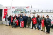 SİVİL ŞEHİT - Sivil Şehit Ailelerinden Operasyona Tam Destek