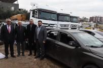ZABITA MÜDÜRÜ - Tarsus'tan Reyhanlı'ya Yardım Eli