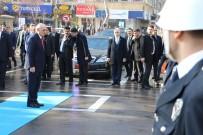 VAHDETTIN ÖZKAN - TBMM Başkanı Kahraman'dan Afrin Harekatına Karşı Çıkanlara Tepki