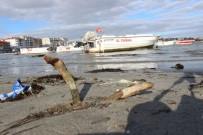 GEL GIT - Tekirdağ'da Deniz 15 Metre Çekildi