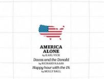 MARSHALL ADALARI - Time Dergisi ABD'nin yalnızlığını resmetti
