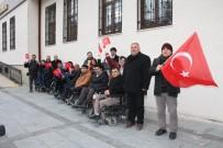 MUSTAFA ÖZDEMIR - Tokat'ta Engelli Bireylerden Mehmetçiğe Anlamlı Destek
