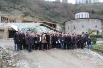 CEPHANELİK - Trabzon'da CHP'den Cephanelik Tepkisi