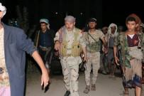 ZIRHLI ARAÇ - Yemen Milli Ordusu, Taiz'i Kurtarma Harekatı Başlattı