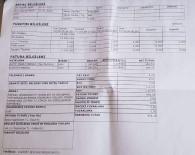ELEKTRİK FATURASI - 854 TL'lik Elektrik Faturası İtiraz Sonucu 8 TL'ye Düştü