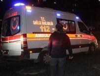 EL YAPIMI BOMBA - Adana'da karakola saldırı