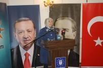 BENNUR KARABURUN - AK Parti Bursa'da İl Teşkilatından Birlik Ve Beraberlik Yemeği