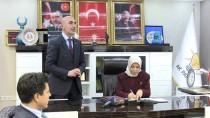 TABIPLER ODASı - AK Parti Genel Başkan Yardımcısı Çalık Açıklaması